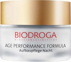 BIODROGA - AGE PERFORMANCE FORMULA - Night Care, krem na noc, 50 ml