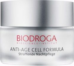 BIODROGA - Anti-Age Cell Formula - Firming Night Care, ujędrniający krem na noc, 50 ml