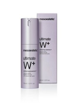 Mesoestetic ULTIMATE W+, serum depigmentujące, 30 ml